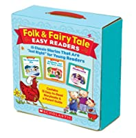 Folk & Fairy Tale Easy Readers: 15 Classic Stories That Are Just Right for Young Readers
