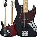 Bacchus バッカス エレキベース GLOBAL Series IKEBE ORIGINAL HWL4-STANDARD/MG [4-strings Bass] (BLACK TOP/SEE-THROUGH RED BACK)
