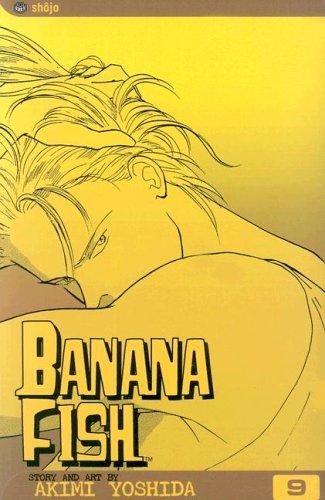 Banana Fish, Vol. 9 (Banana Fish (Graphic Novels))