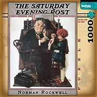 Buffalo Games Rockwell: Doctor & Doll [並行輸入品]