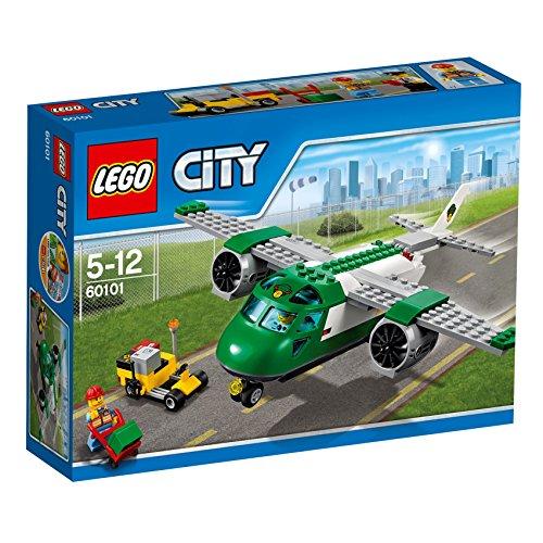 レゴ (LEGO) シティ 貨物飛行機 60101