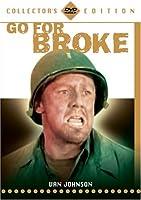 Go for Broke [DVD] [Import]