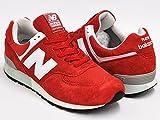 (ニューバランス) new balance x NORDSTROM US576 ND4 ノードストローム 576 メイド イン USA Dワイズ RED / WHITE (WIDTH:D) us576nd4 28.0(10)US [並行輸入品]