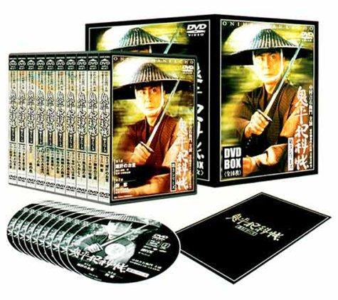 鬼平犯科帳 第3シリーズ DVD-BOXの詳細を見る