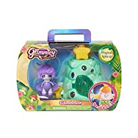 Just Play Green Glimhouse with purple Glimmie [並行輸入品]