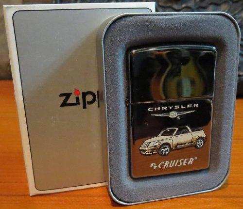 2005年ニューオールド・ストック Zippo 20940 Cruiser ダイムラークライスラーライター