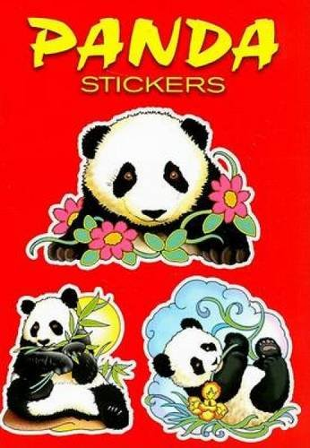 Download Panda Stickers (Dover Stickers) 048646847X