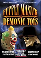 Puppetmaster Vs Demonic Toys [DVD] [Import]