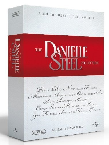 Danielle Steel Collection (20 Films) - 21-DVD Box Set ( Changes / Vanished / Palomino / A Perfect Stranger / Secrets / The Ring / Fine Things / No Greate [ NON-USA FORMAT, PAL, Reg.0 Import - Sweden ] by Cheryl Ladd