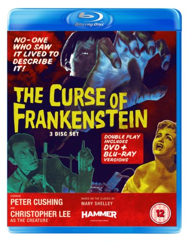 The Curse of Frankenstein [Blu-ray] [Import]