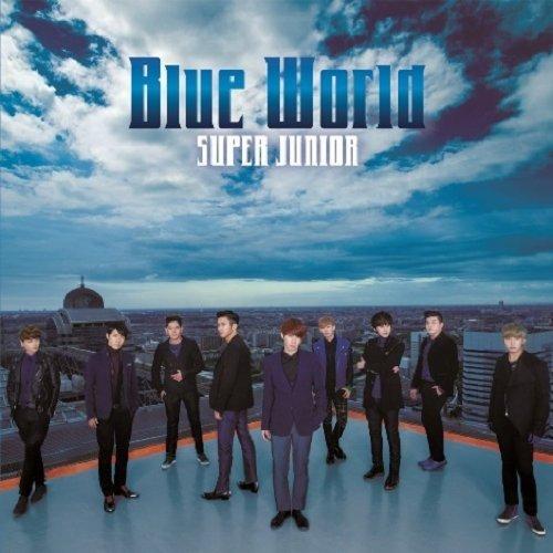 (特典ポスターなし) Blue World (CD+DVD)