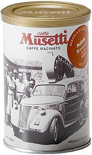 Musetti(ムセッティー) ロッサ コーヒーパウダー (...
