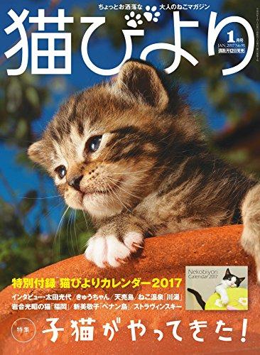 猫びより 2017年 01 月号