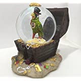 Disney Parks Parrots Life for Me Pirates of Caribbean Snowglobe Parrot Pirate