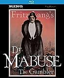 Dr Mabuse: Gambler/ [Blu-ray]