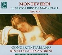 Monteverdi: Libro De Madrigali