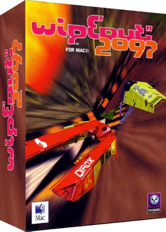 統治する他に救急車Wipeout 2097 (Mac) (輸入版)