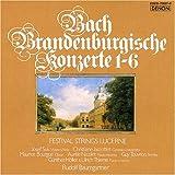 バッハ:ブランデンブルク協奏曲集