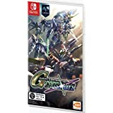SD Gundam G Generation Crossrays (English) - Nintendo Switch