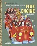 The Great Big Fire Engine Book (Big Little Golden Book)