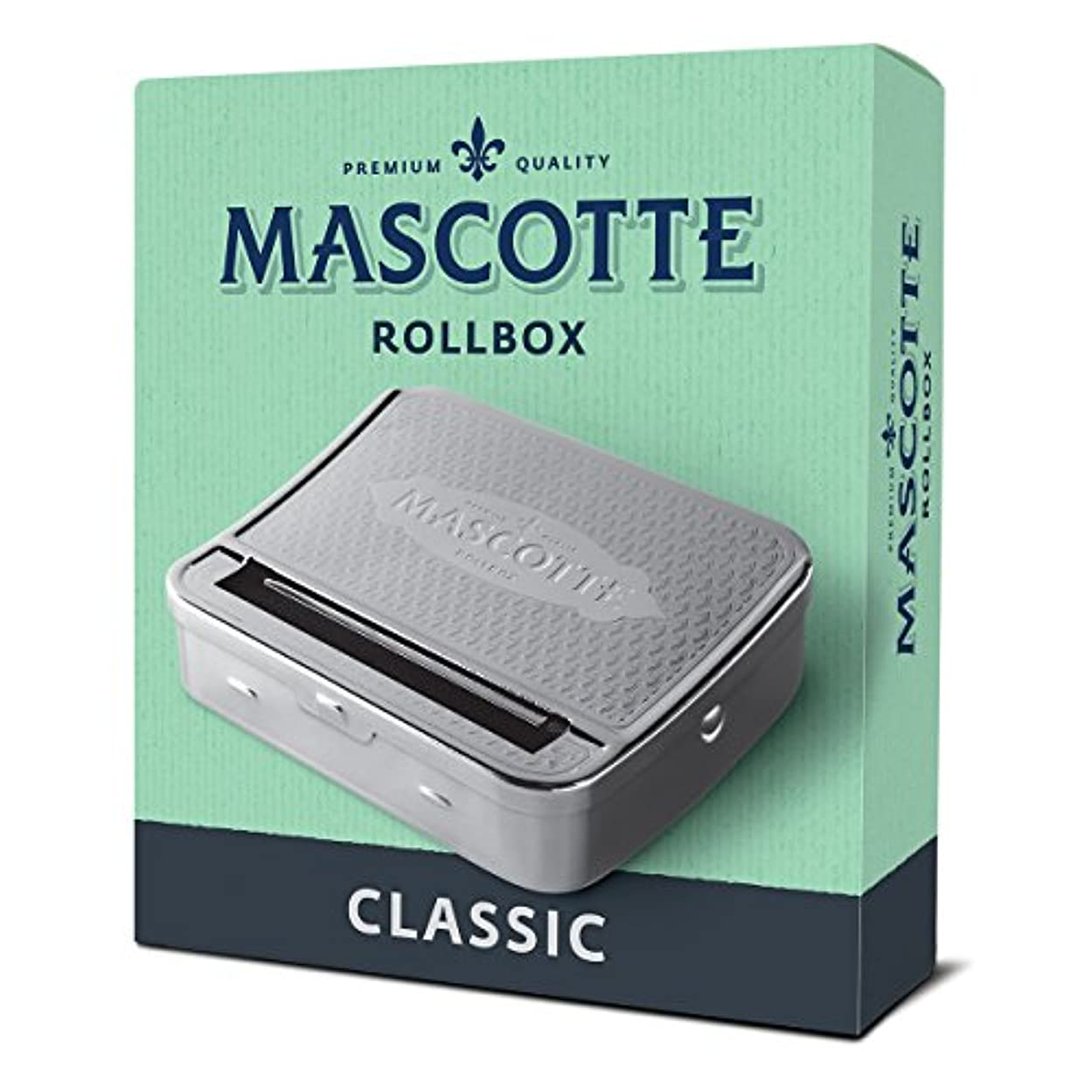 クラウン追い付く咲くMASCOTTE(マスコット) 手巻きタバコ用 レギュラーサイズ ロールボックス 7-61025-00