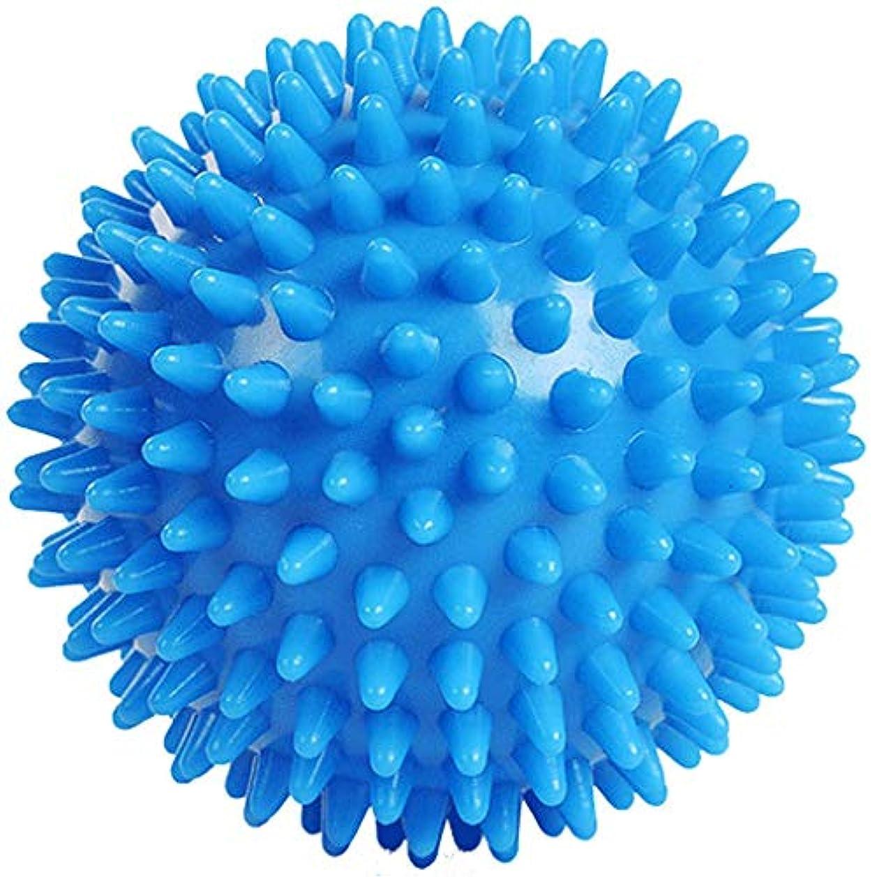 色合いインデックス修正するKOROWA リフレックスボール 触覚ボール 足裏手 背中のマッサージボール リハビリ マッサージ用 血液循環促進 筋肉緊張 圧迫で解きほぐす