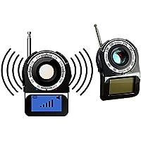 Yosishop 防犯グッズ 盗聴盗撮器発見器 ワイヤレス有線両対応 黒 a0001
