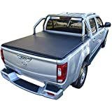 ClipOn Ute/Tonneau Cover for Great Wall Steed (2015 Onwards) Dual Cab suits Factory Sports Bars and an Over Rail Tub Liner