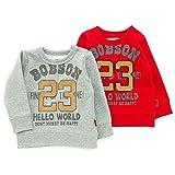 Bobson(ボブソン) トレーナー (80~130cm) キムラタンの子供服 (77110x77610-164) グレー 95