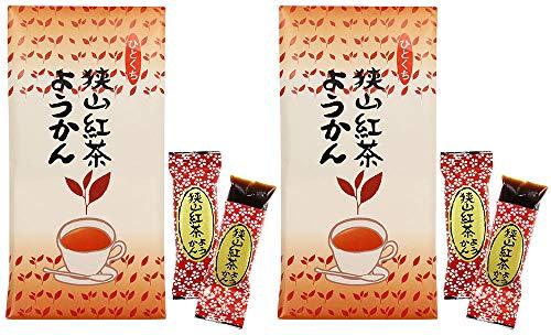 mita 紅茶ようかん 8個入 / 袋 × 2セット ( 紅茶羊羹 ) ひとくちようかん ・ 一口ようかん ミニようかん