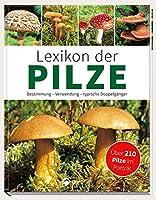 Lexikon der Pilze: Bestimmung, Verwendung, typische Doppelgaenger