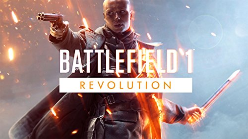バトルフィールド 1 Revolution|オンラインコード版