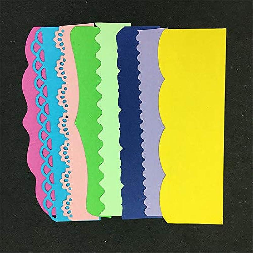 増強するポット封筒(ライチ) Lychee 9pcs たんそ鋼型 DIY 金属圧花フォルダ ハンドメイド 可愛い 圧花型 スーツ カッター型 ハート