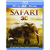 Safari 3d: 2011 (Blu-Ray) [Import]