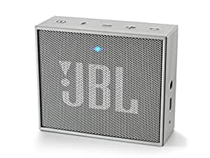 JBL GO Bluetoothスピーカー ポータブル グレー JBLGOGRAY 【国内正規品】
