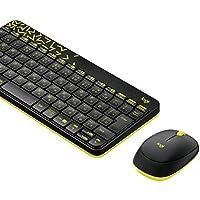 ロジクール マウス キーボード セット 無線 MK240n ワイヤレスコンボ ブラック MK240nBC