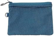 Muji Polyester Double Zipper Fastener Case