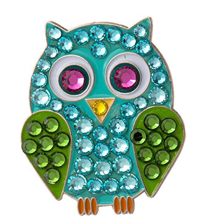 おばあさん乱用シンカンBonjoc Blue Owl. Crystal Ball Marker