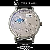 A.ランゲ&ゾーネ グランド・ランゲ1・ムーンフェイズ 139.025 グレー メンズ 腕時計 [並行輸入品]