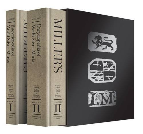 Miller's Encyclopedia of World Silver Marks (English Edition)