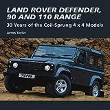 自動車洋書「Land Rover Defender, 90 and 110 Range」