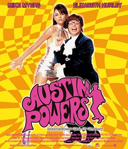 オースティン・パワーズ Blu-ray