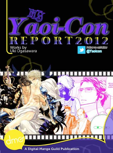 My Yaoi-Con 2012 Report (Manga) (English Edition)