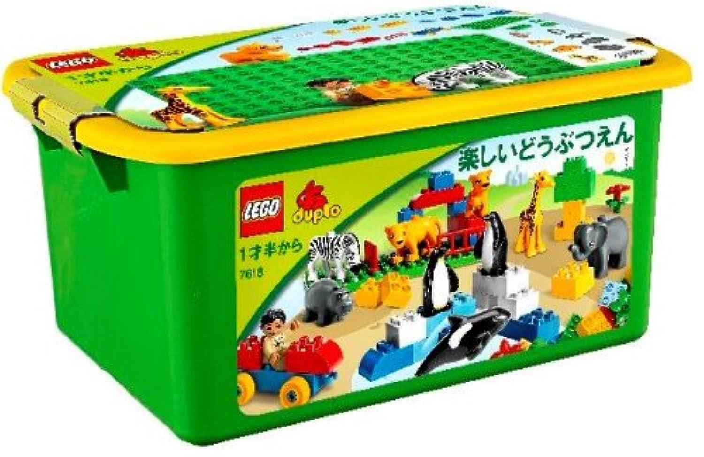 レゴ (LEGO) デュプロ 楽しいどうぶつえん 7618 (旧バージョン)