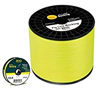 Rio Fly Line Backing、ダクロン、30 lbテスト、Chartreuse – 100、150、200、250、300、400、600 up to 5000ヤード