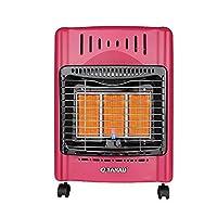 4200W モバイルガスヒーター、 3速パワー調整、 静かで低ノイズ、 家庭用ミニ省エネ熱風ヒーター(ガスタンクなし)