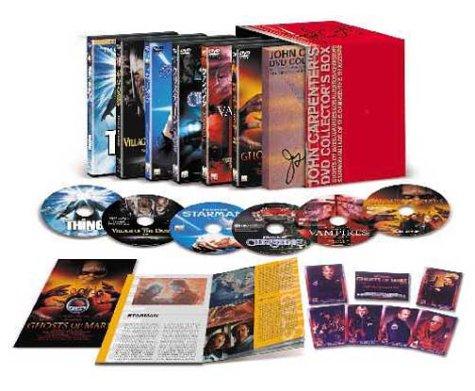 ジョン・カーペンター DVDコレクターズBOX -