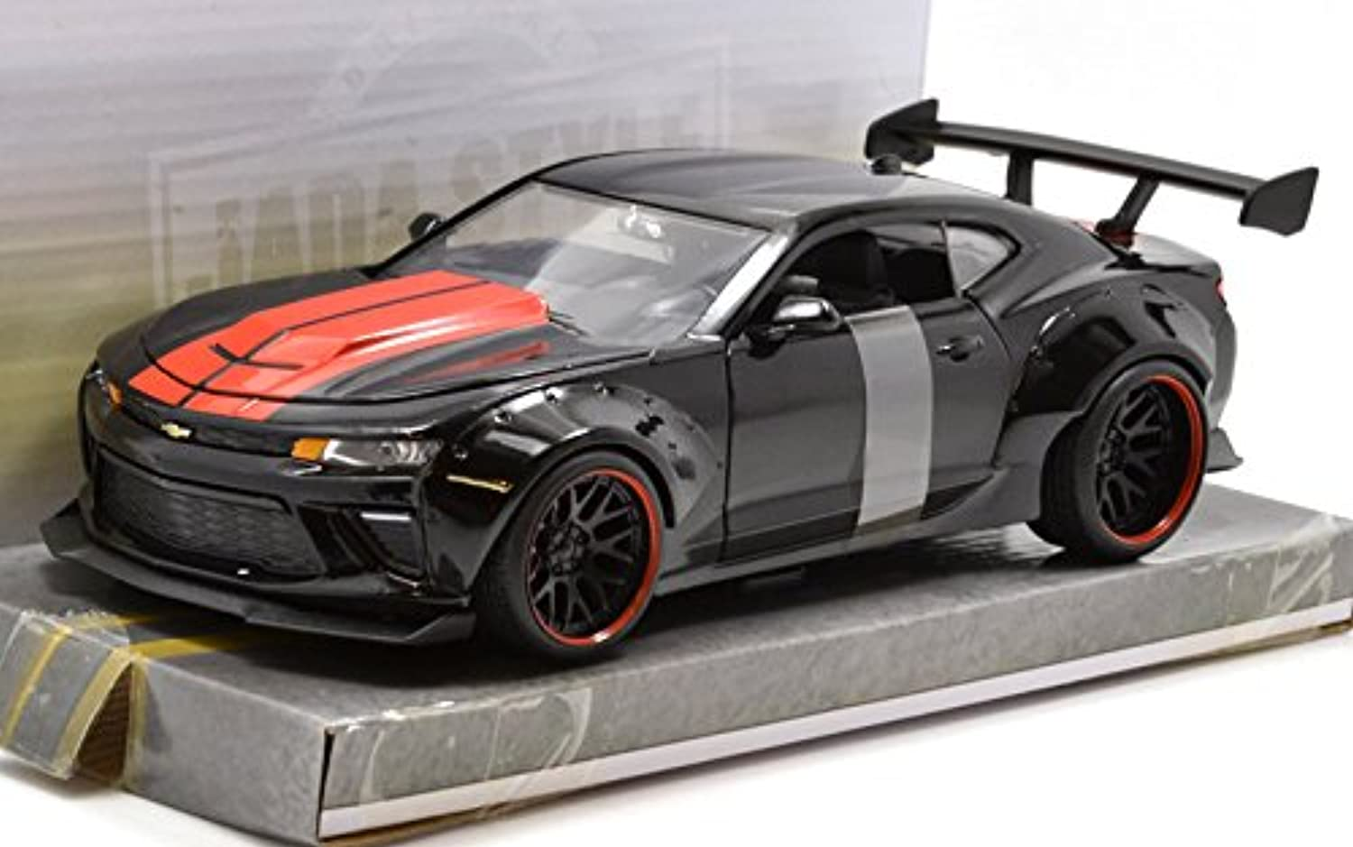 JADA TOYS 1:24SCALE BIGTIME MUSCLE - WIDE BODY