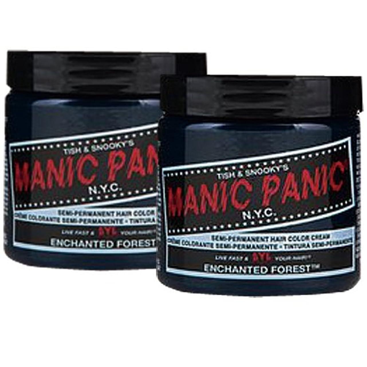 レザー区別ルビー【2個セット】MANIC PANIC マニックパニック Enchanted Forest 118m