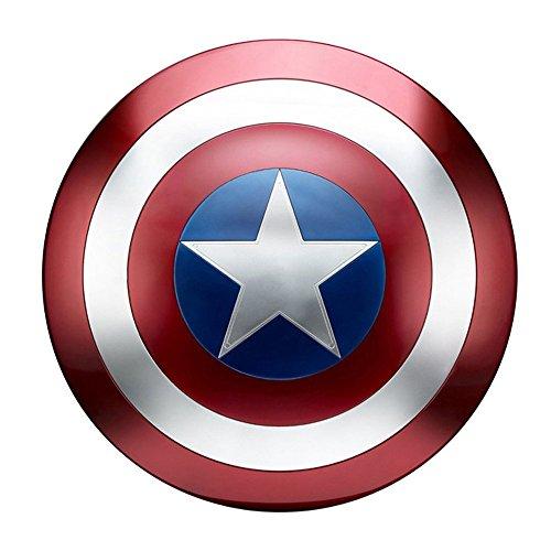 『マーベル・コミック』【ハズブロ レプリカ】「レジェンド」キャプテン・アメリカ シールド